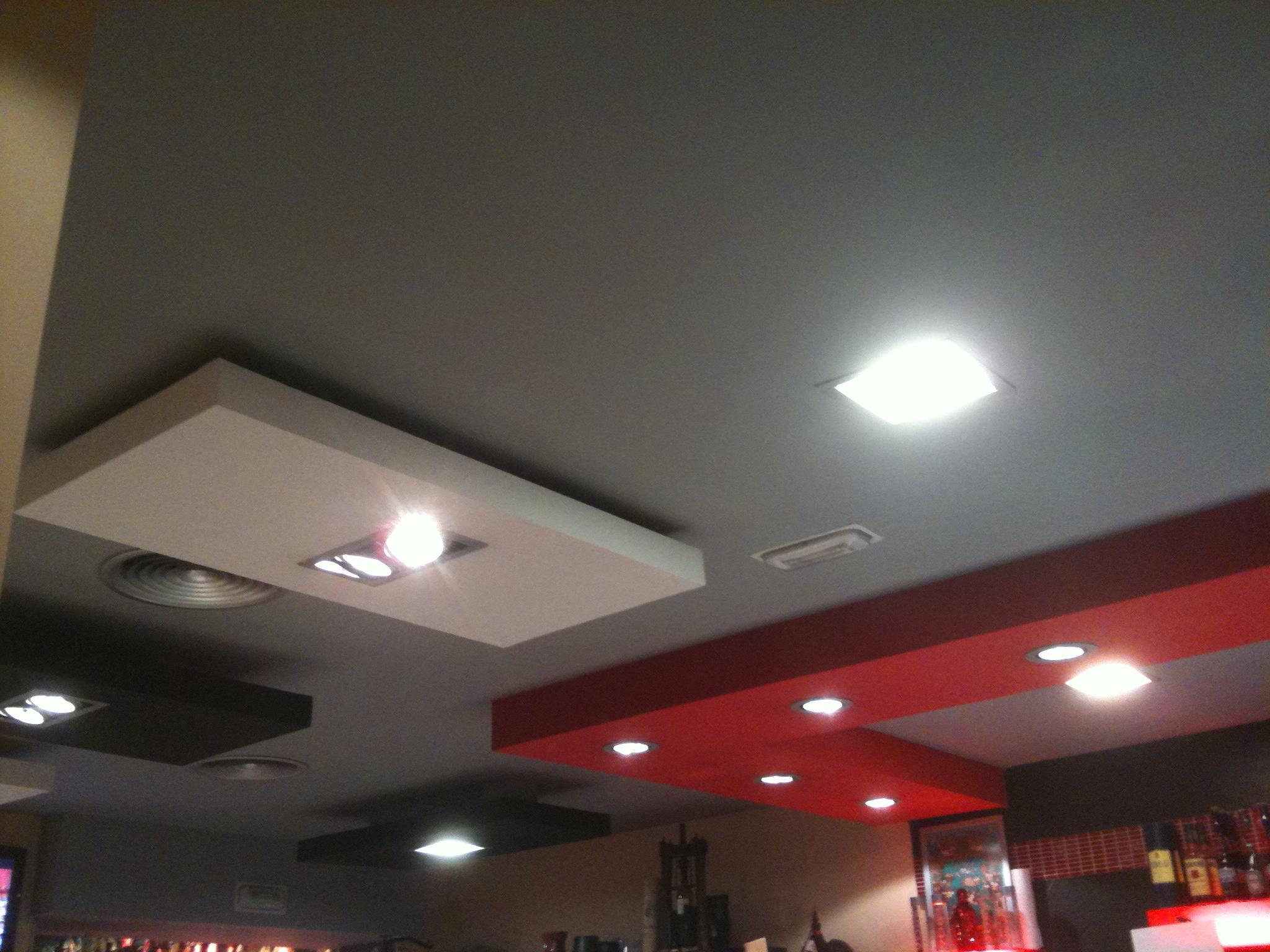 Techos decorativos y pladur - Fotos de techos de pladur ...